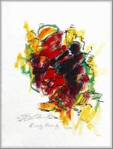 Art Print King Kong